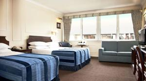 Airth Castle, Twin Room