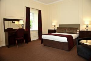 Airth Castle, Double Room